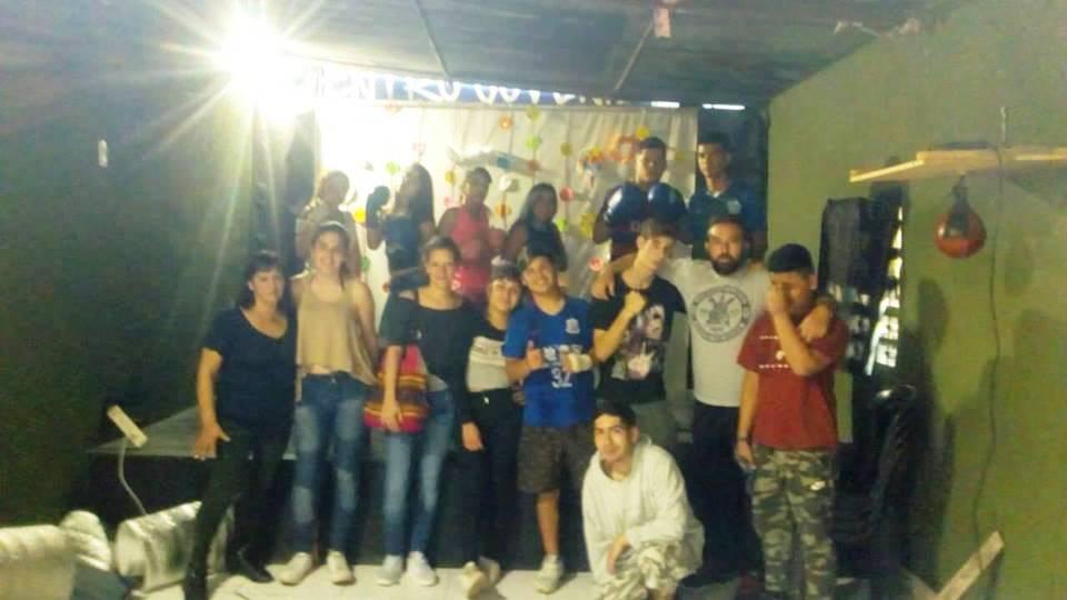 Campaña solidaria para un Centro Juvenil de Villa Udaondo