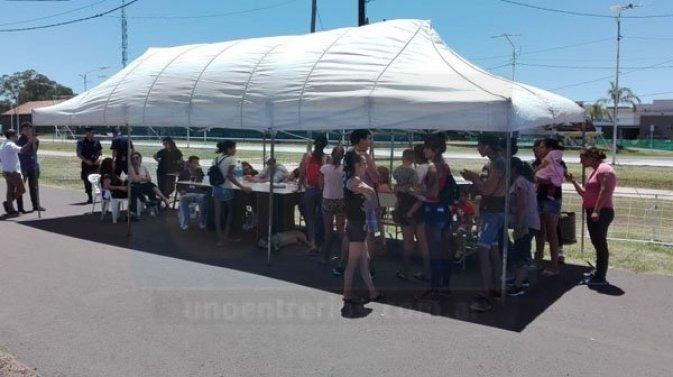 Ituzaingó: Ya se sabe cuando comienzan a entregar las tarjetas alimentarias en nuestra ciudad 1
