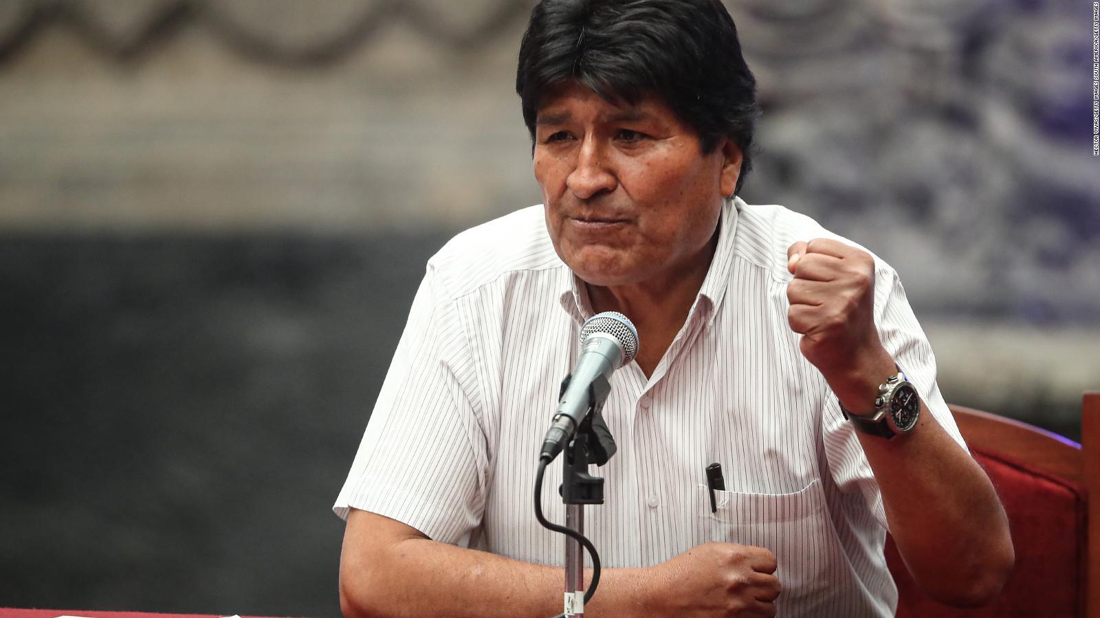 Evo Morales visitará Moreno