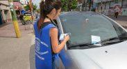 Ituzaingó suspendió el cobro del estacionamiento medido 1