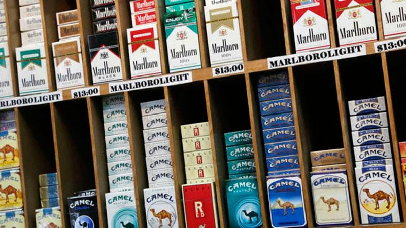 Mañana se terminan los cigarrillos y venden online el atado a $ 500 pesos