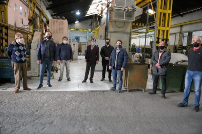 Ituzaingó Sur: Un trabajador de la fábrica Prive dio positivo y se teme por un contagio masivo entre el personal 1