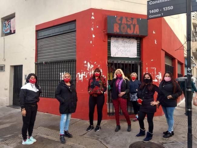 Moreno: Mujeres trans  necesitan donaciones de ropa y alimentos 2