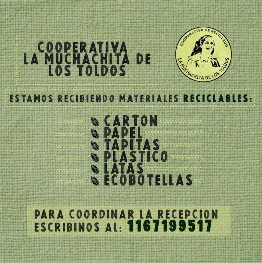 Ituzaingó tiene un nuevo espacio de reciclaje a cargo de una cooperativa 1