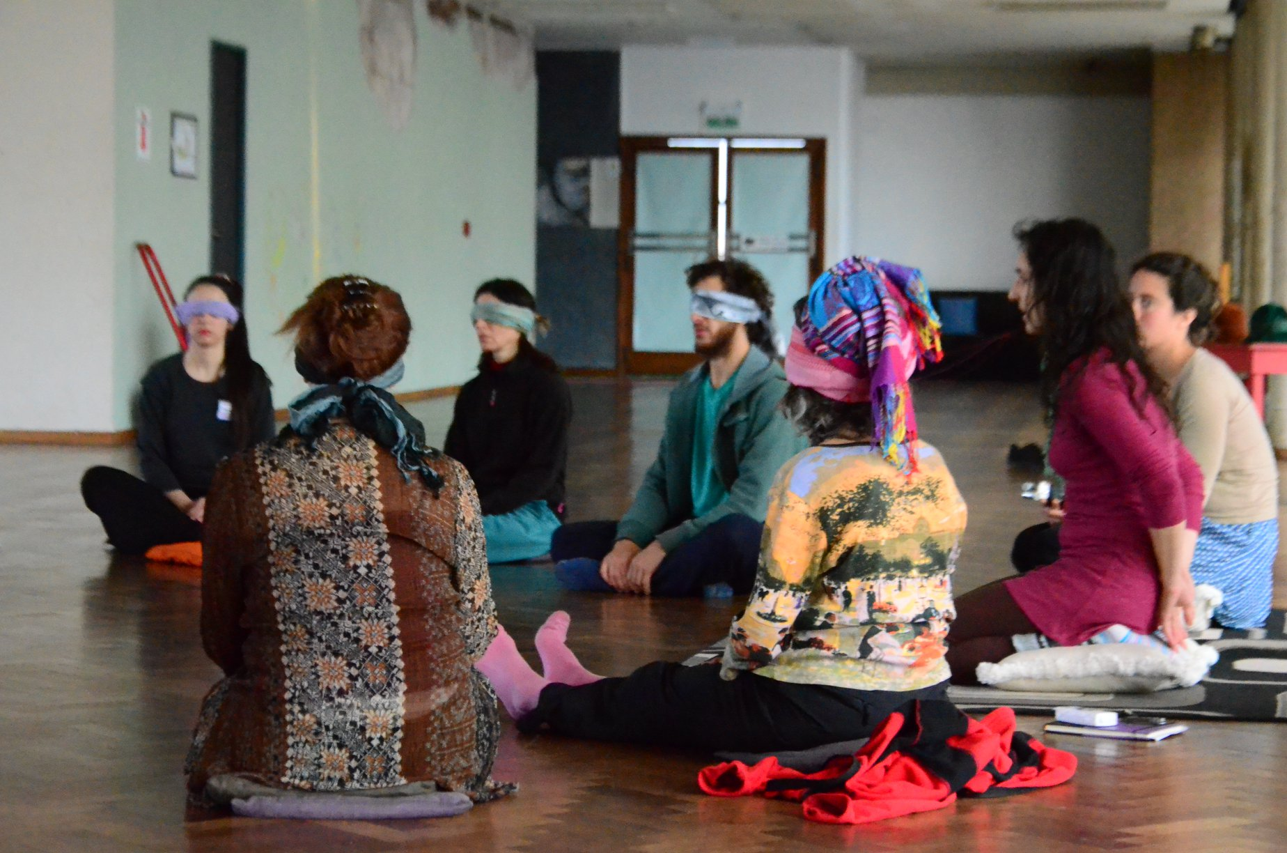 La cantautora Caro Tapia dará seminarios intensivos sobre Canto Consciente en Movimiento
