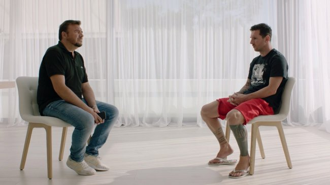 Fin de la novela española: Messi sigue en Barcelona 1