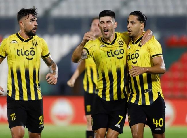 Fútbol: Los equipos argentinos volvieron al ruedo en la Libertadores 5