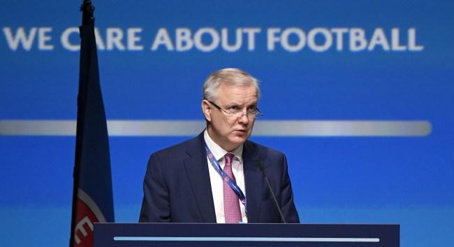 La FIFA considera que la pandemia le costará U$S 14.000 millones al fútbol 1