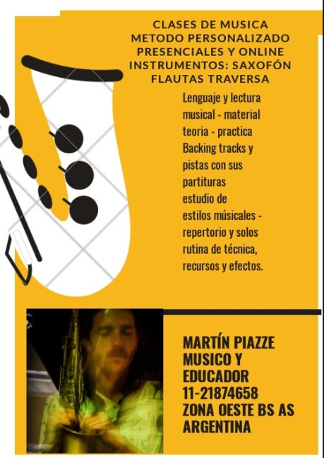 Martín Piazze lanzó un álbum a beneficio del Centro Comunitario Minka 2