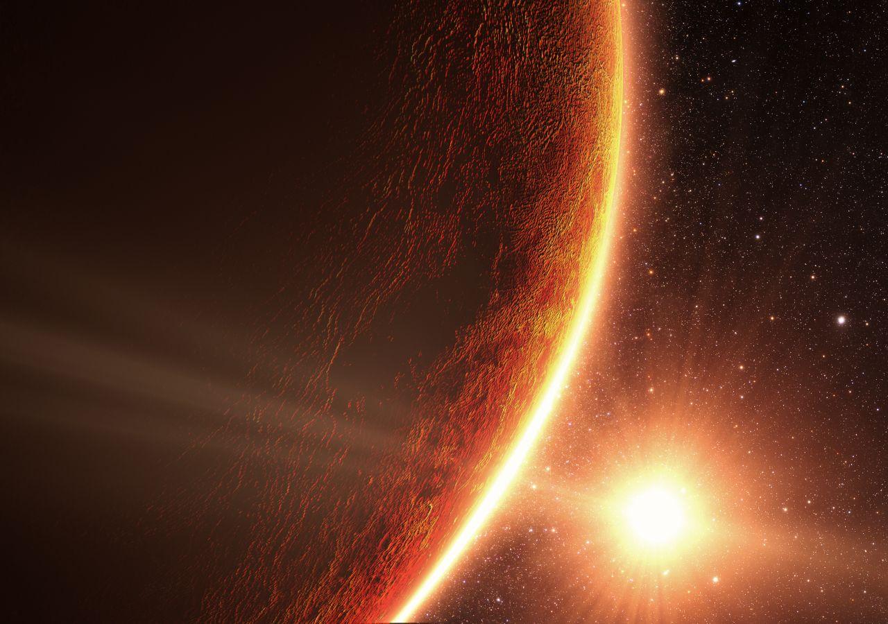 Descubren inicios de vida extraterrestre en Venus