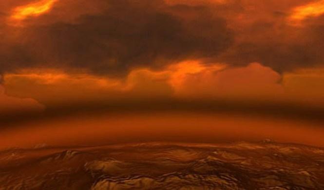 Descubren inicios de vida extraterrestre en Venus 1
