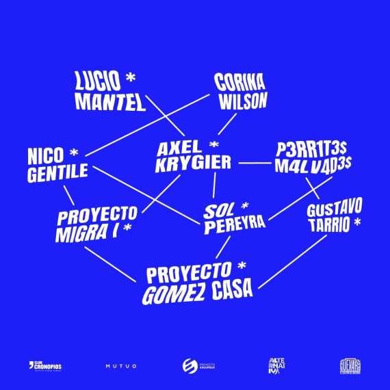 'El Galpón de Guevara' presenta un festival de arte multidisciplinario por streaming 2