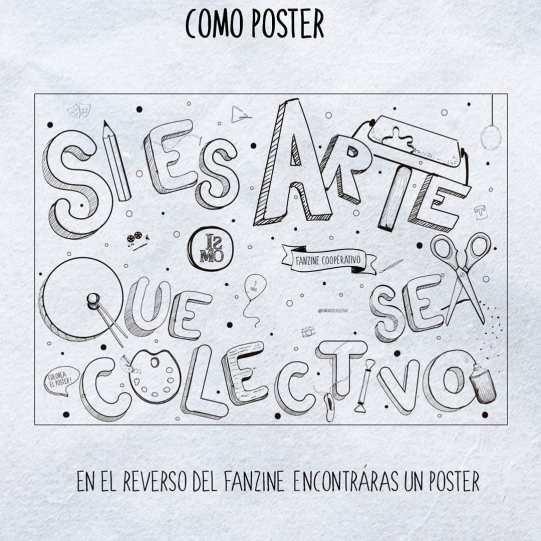 El colectivo de gestión cultural ISMO lanzó un Fanzine cooperativo 2