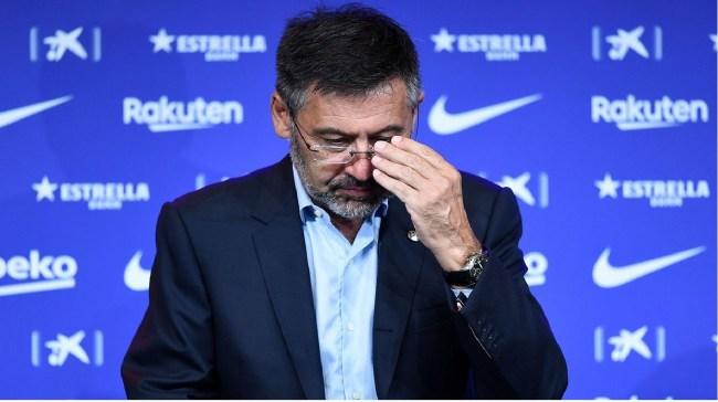 Caos en Barcelona: El presidente, a un paso de la despedida 1
