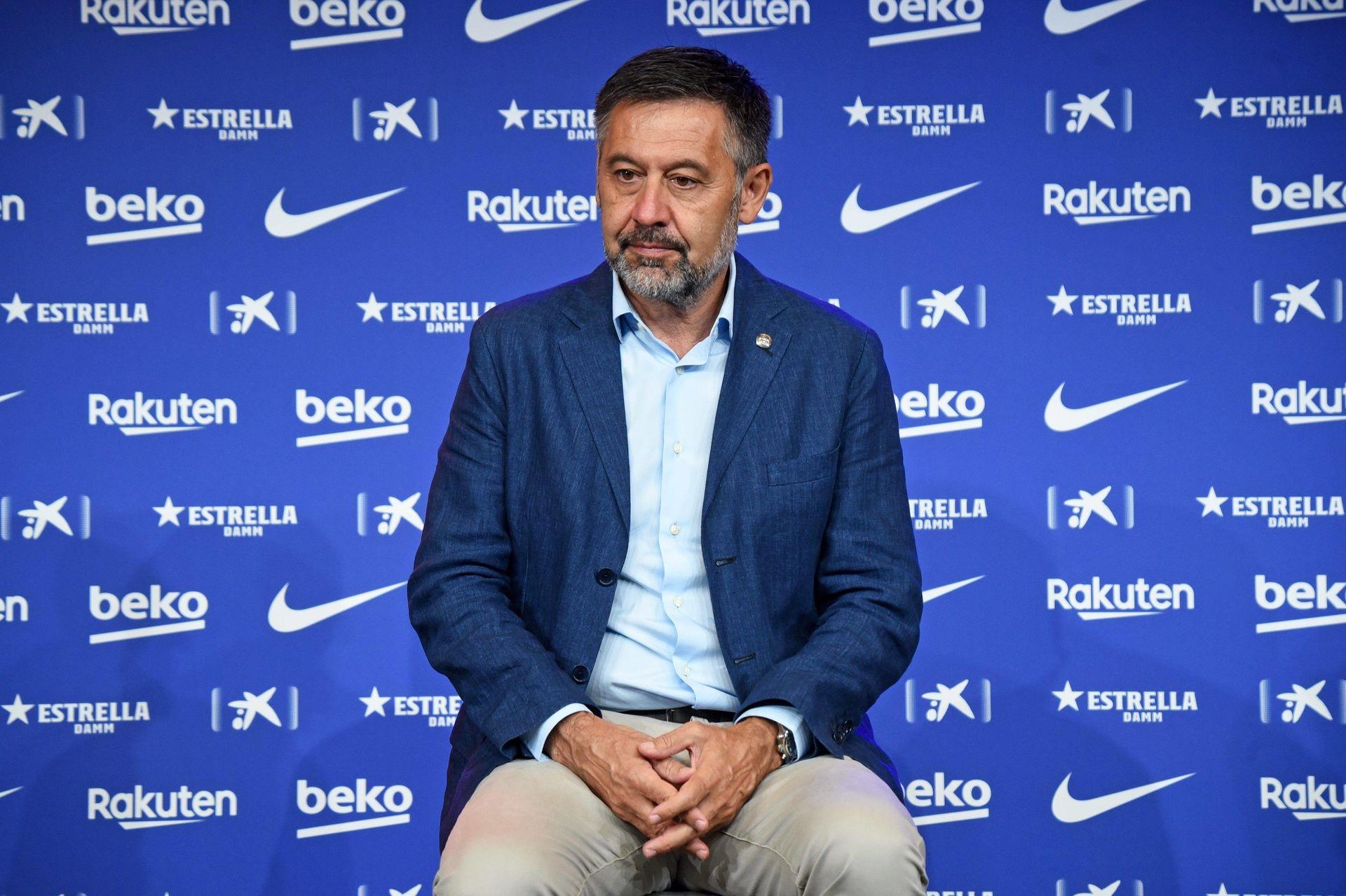 Caos en Barcelona: El presidente, a un paso de la despedida