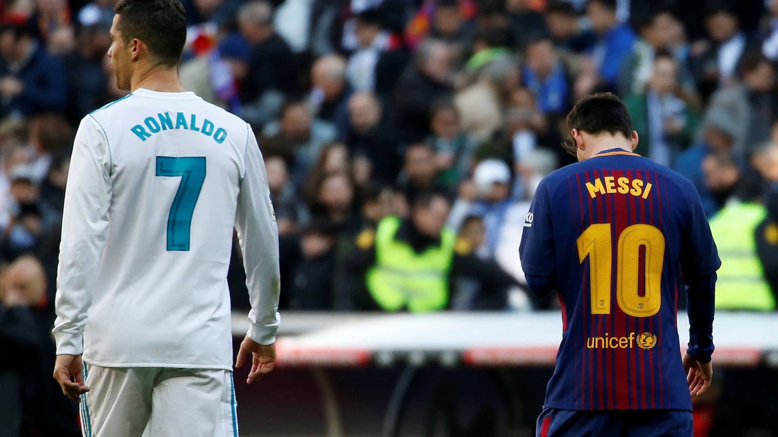 Champions League: Messi vs Cristiano, en fase de grupos