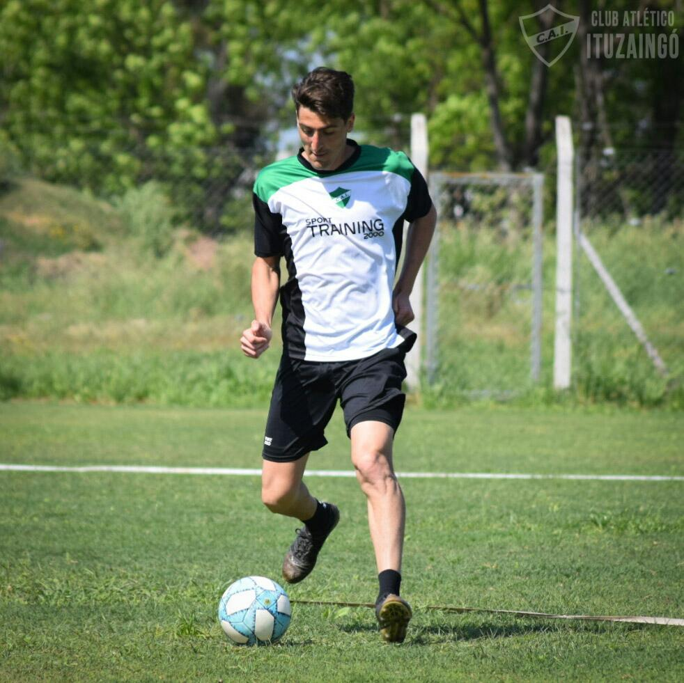 Ituzaingó se sigue reforzando para la reanudación del torneo