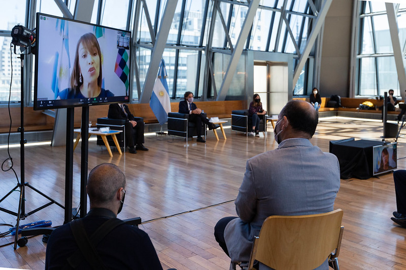 El Gobierno Nacional anunció un bono de $15.000 para artistas y trabajadores de la Cultura