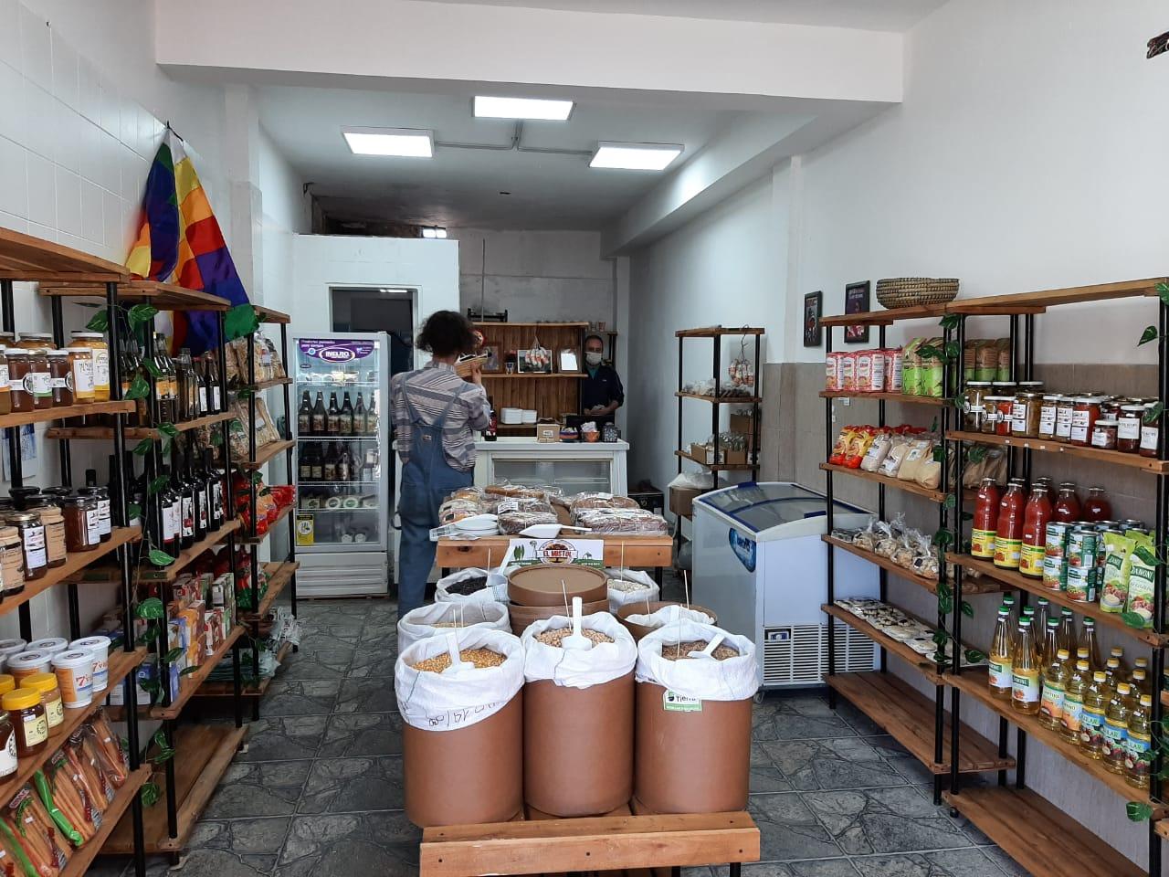 Ituzaingó: El mercado El Mistol ya recibe pedidos a domicilio