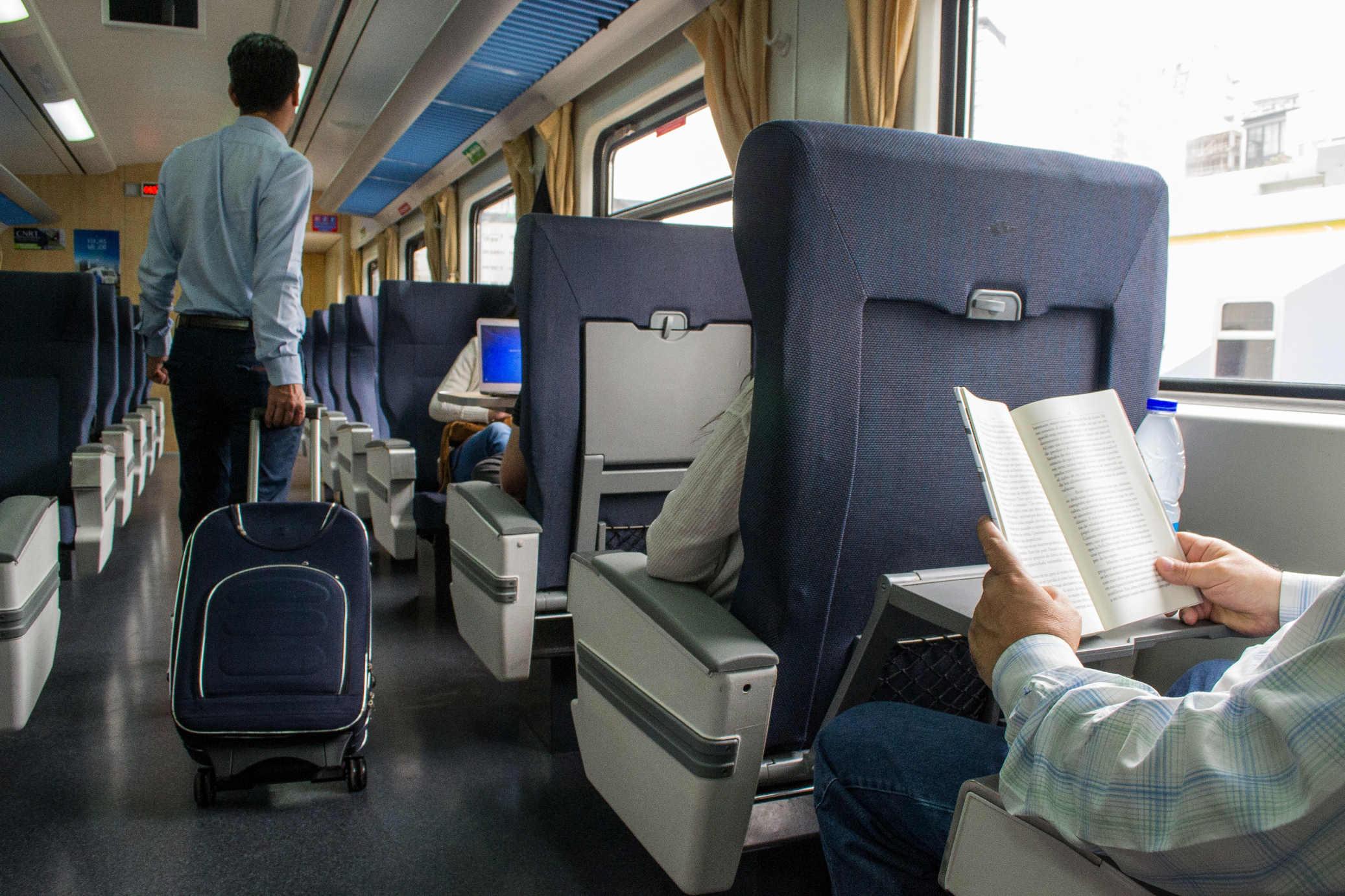Desde hoy vuelven los trenes de larga distancia