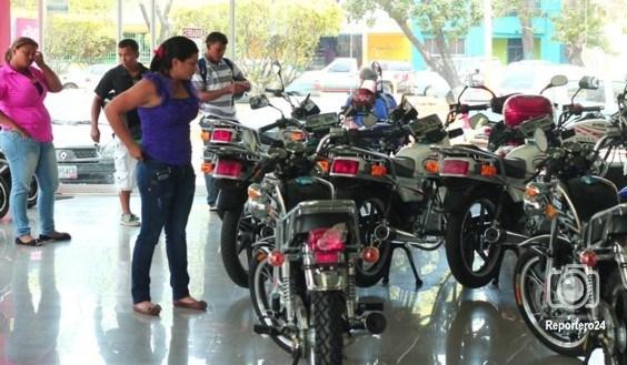Desde hoy habrá créditos para la compra de motos a pagar en 4 años y con tasas muy bajas