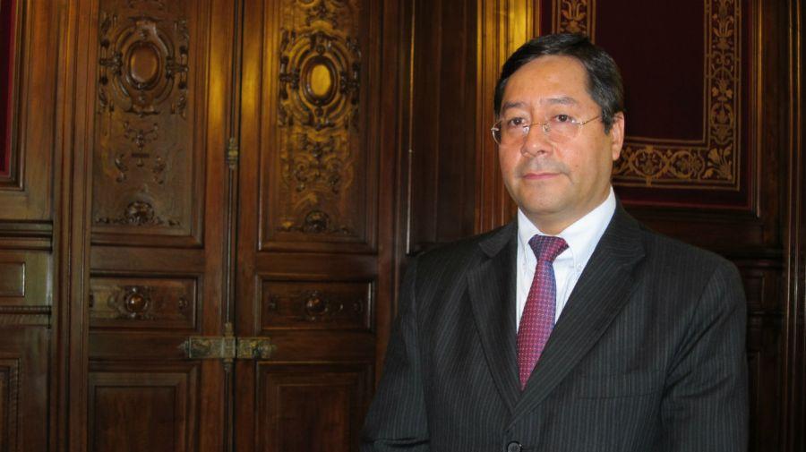 Atentaron contra el presidente electo de Bolivia a tres días de su asunción