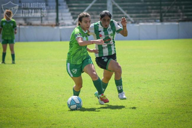 Fútbol femenino: El CAI sufrió una dura goleada de local 1