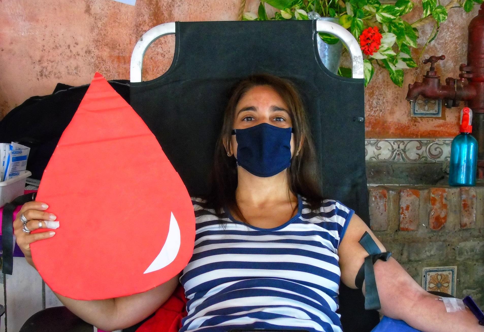 Ituzaingó: El Ejército de Alejito realiza una jornada de donación de sangre y registro de médula ósea