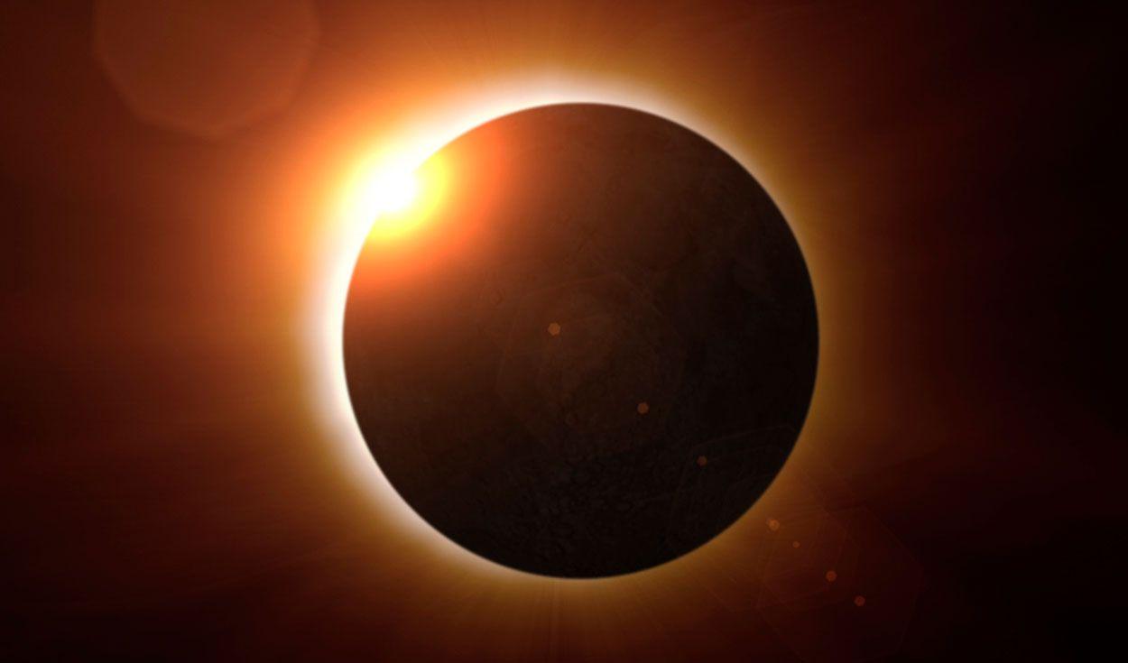 Lo que debes saber del eclipse total de Sol de este 14 de diciembre