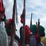 Suspès l'acte sobre Autonomia indígena i procés de pau a Colòmbia