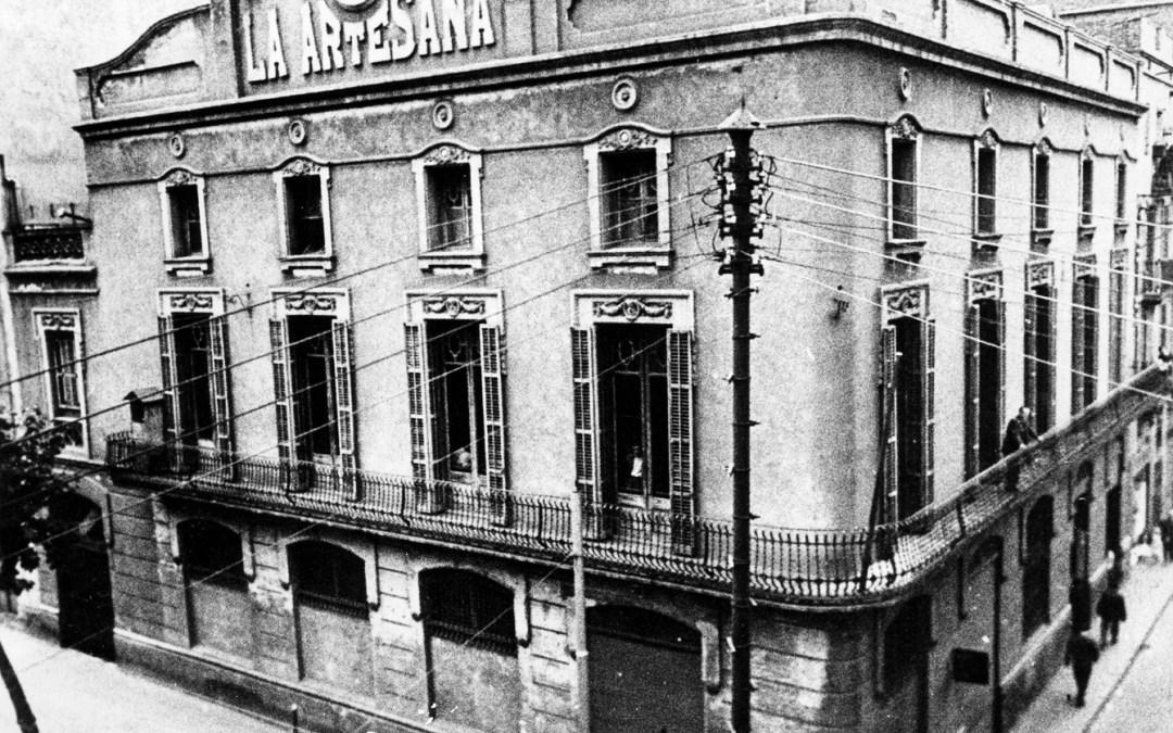 """Guia d'Història Urbana """"Cooperatives 1840 – 1939 / BCN"""""""