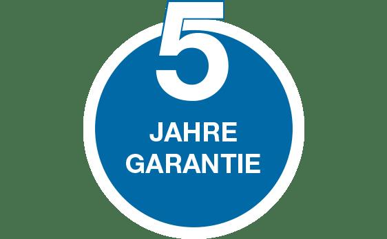 Umwelttech - 5 Jahre Garantie