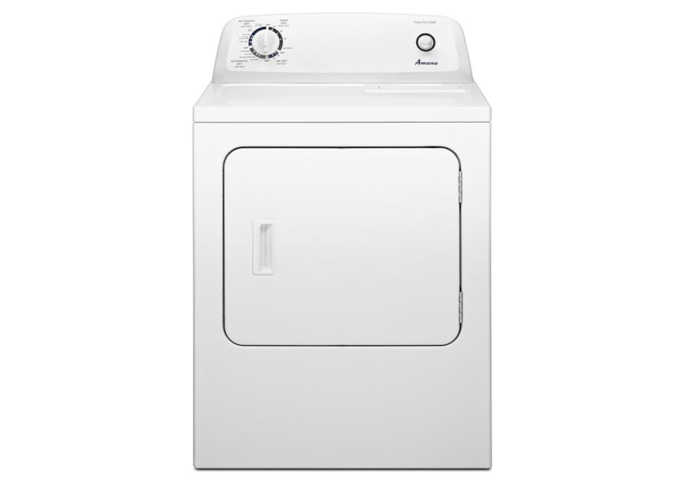 medium resolution of amana 6 5 cu ft electric dryer with wrinkle prevention