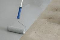 Bodenfarbe, Bodenbeschichtung