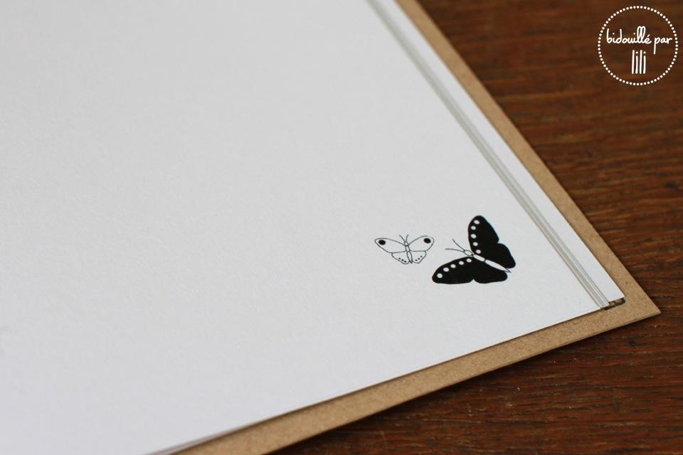 Livre d'or papillon 2