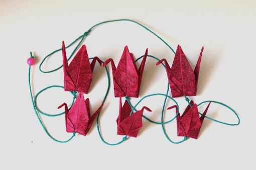 Suspension migration hot pink