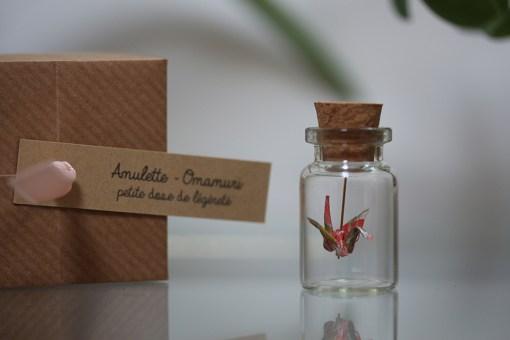 amulette Origami #1