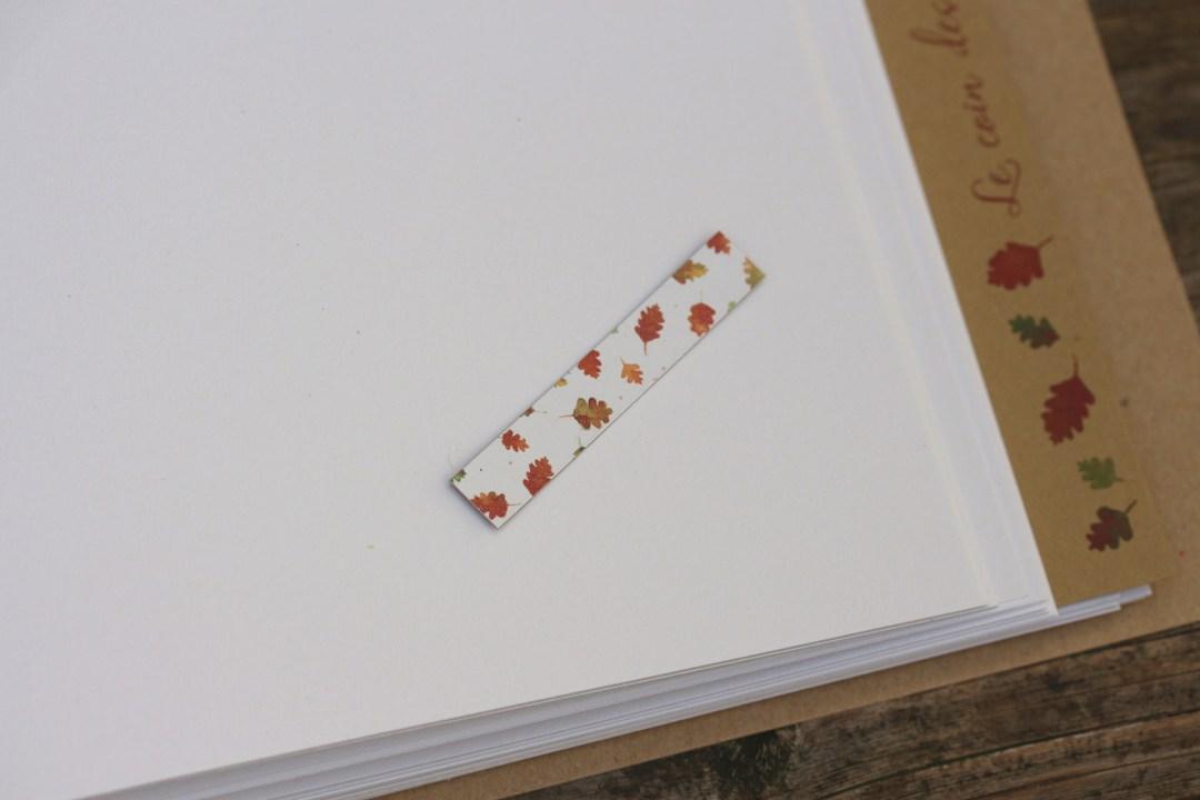 livre d'or automne