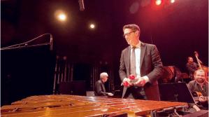 Cédric Perrot Trio Vibraphone