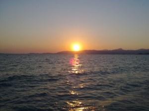 Mallorca - západ slnka