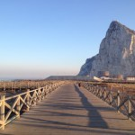 Dovolenka Gibraltar The Rock