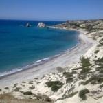 Cyprus - Afroditina pláž