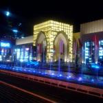 Dubai Mall v noci