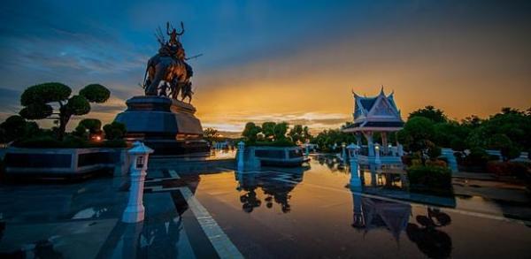 lacne dovolenky thajsko