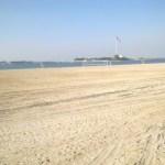 lacne dovolenky Pláž v Abu Dhabi