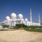 lacne dovolenky Mešita šejka Zayeda Abu Dhabi