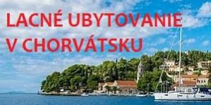ubytovanie v chorvátsku