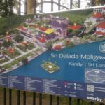 Chrám Budhovho zubu Kandy