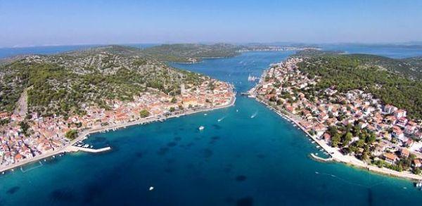lacne dovolenky chrvátsko Tisno