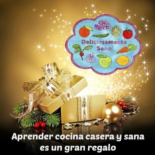 regalo 3 - Aprender cocina casera y sana es un gran regalo